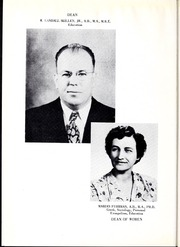 Page 12, 1949 Edition, Rockmont College - Yearbook (Denver, CO) online yearbook collection