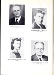 Page 16, 1949 Edition, Rockmont College - Yearbook (Denver, CO) online yearbook collection