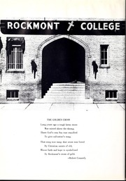Page 8, 1949 Edition, Rockmont College - Yearbook (Denver, CO) online yearbook collection