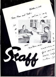 Page 9, 1949 Edition, Rockmont College - Yearbook (Denver, CO) online yearbook collection