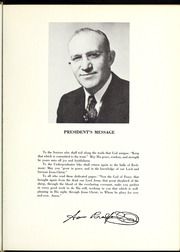 Page 11, 1950 Edition, Rockmont College - Yearbook (Denver, CO) online yearbook collection