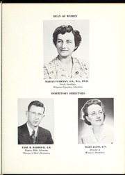 Page 13, 1950 Edition, Rockmont College - Yearbook (Denver, CO) online yearbook collection