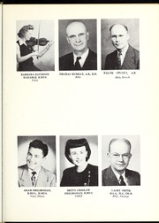 Page 15, 1950 Edition, Rockmont College - Yearbook (Denver, CO) online yearbook collection