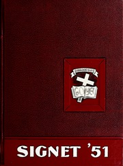 Rockmont College - Yearbook (Denver, CO) online yearbook collection, 1951 Edition, Page 1