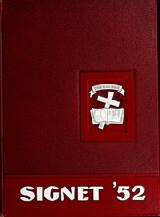 Rockmont College - Yearbook (Denver, CO) online yearbook collection, 1952 Edition, Page 1