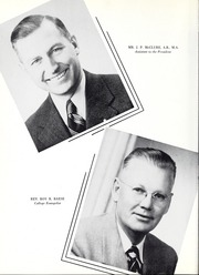 Page 16, 1953 Edition, Rockmont College - Yearbook (Denver, CO) online yearbook collection