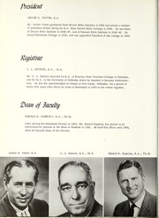 Page 14, 1963 Edition, Rockmont College - Yearbook (Denver, CO) online yearbook collection