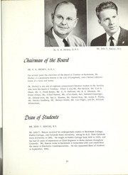 Page 15, 1963 Edition, Rockmont College - Yearbook (Denver, CO) online yearbook collection