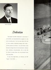 Page 8, 1963 Edition, Rockmont College - Yearbook (Denver, CO) online yearbook collection