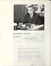 Page 10, 1968 Edition, Rockmont College - Yearbook (Denver, CO) online yearbook collection