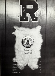 Page 7, 1970 Edition, Rockmont College - Yearbook (Denver, CO) online yearbook collection