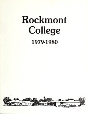 Page 1, 1980 Edition, Rockmont College - Yearbook (Denver, CO) online yearbook collection