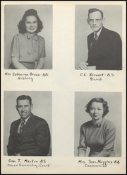 Page 13, 1946 Edition, Dalhart High School - Lone Wolf Yearbook (Dalhart, TX) online yearbook collection