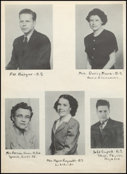 Page 14, 1946 Edition, Dalhart High School - Lone Wolf Yearbook (Dalhart, TX) online yearbook collection