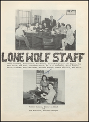 Page 7, 1946 Edition, Dalhart High School - Lone Wolf Yearbook (Dalhart, TX) online yearbook collection
