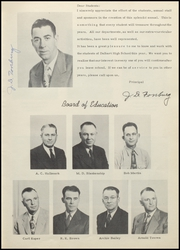 Page 11, 1949 Edition, Dalhart High School - Lone Wolf Yearbook (Dalhart, TX) online yearbook collection