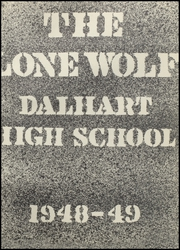 Page 5, 1949 Edition, Dalhart High School - Lone Wolf Yearbook (Dalhart, TX) online yearbook collection