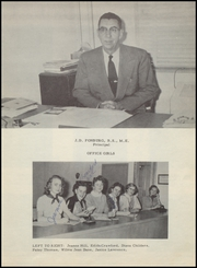 Page 15, 1955 Edition, Dalhart High School - Lone Wolf Yearbook (Dalhart, TX) online yearbook collection