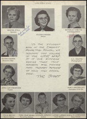 Page 6, 1955 Edition, Dalhart High School - Lone Wolf Yearbook (Dalhart, TX) online yearbook collection