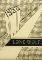Page 1, 1958 Edition, Dalhart High School - Lone Wolf Yearbook (Dalhart, TX) online yearbook collection