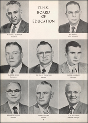 Page 12, 1958 Edition, Dalhart High School - Lone Wolf Yearbook (Dalhart, TX) online yearbook collection