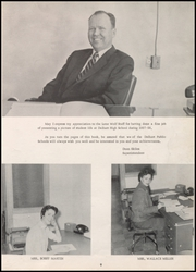 Page 13, 1958 Edition, Dalhart High School - Lone Wolf Yearbook (Dalhart, TX) online yearbook collection