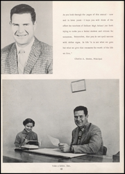 Page 14, 1958 Edition, Dalhart High School - Lone Wolf Yearbook (Dalhart, TX) online yearbook collection