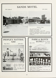 Page 209, 1974 Edition, Dalhart High School - Lone Wolf Yearbook (Dalhart, TX) online yearbook collection