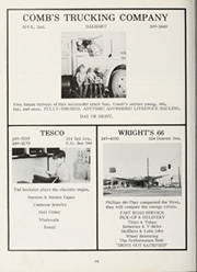 Page 220, 1974 Edition, Dalhart High School - Lone Wolf Yearbook (Dalhart, TX) online yearbook collection