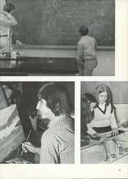 Page 51, 1973 Edition, South Garland High School - Sabre Yearbook (Garland, TX) online yearbook collection