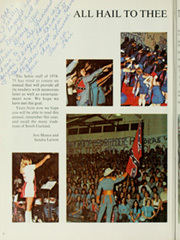 Page 6, 1975 Edition, South Garland High School - Sabre Yearbook (Garland, TX) online yearbook collection