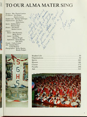 Page 7, 1975 Edition, South Garland High School - Sabre Yearbook (Garland, TX) online yearbook collection