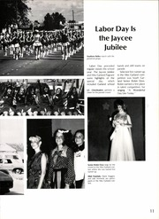 Page 15, 1981 Edition, South Garland High School - Sabre Yearbook (Garland, TX) online yearbook collection