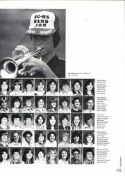 Page 199, 1981 Edition, South Garland High School - Sabre Yearbook (Garland, TX) online yearbook collection