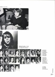 Page 205, 1981 Edition, South Garland High School - Sabre Yearbook (Garland, TX) online yearbook collection