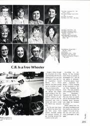 Page 209, 1981 Edition, South Garland High School - Sabre Yearbook (Garland, TX) online yearbook collection