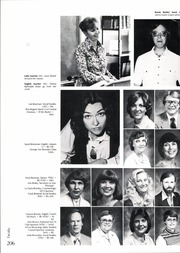Page 210, 1981 Edition, South Garland High School - Sabre Yearbook (Garland, TX) online yearbook collection