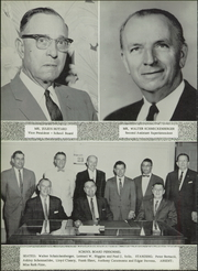 Page 18, 1959 Edition, West Jefferson High School - Buccaneer Yearbook (Harvey, LA) online yearbook collection