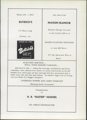 Page 205, 1959 Edition, West Jefferson High School - Buccaneer Yearbook (Harvey, LA) online yearbook collection