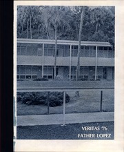 Page 5, 1976 Edition, Father Lopez High School - Veritas Yearbook (Daytona Beach, FL) online yearbook collection