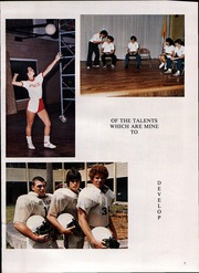 Page 11, 1983 Edition, Father Lopez High School - Veritas Yearbook (Daytona Beach, FL) online yearbook collection