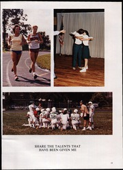 Page 17, 1983 Edition, Father Lopez High School - Veritas Yearbook (Daytona Beach, FL) online yearbook collection