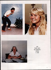 Page 9, 1983 Edition, Father Lopez High School - Veritas Yearbook (Daytona Beach, FL) online yearbook collection