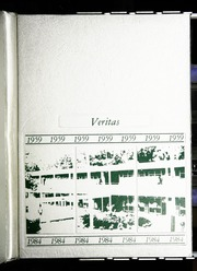 Page 1, 1984 Edition, Father Lopez High School - Veritas Yearbook (Daytona Beach, FL) online yearbook collection