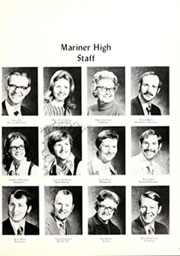 Page 13, 1973 Edition, Mariner High School - Voyager Yearbook (Everett, WA) online yearbook collection