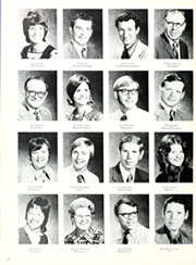 Page 14, 1973 Edition, Mariner High School - Voyager Yearbook (Everett, WA) online yearbook collection