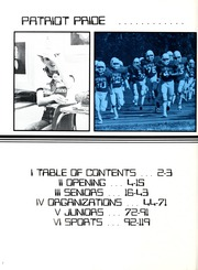 Page 6, 1983 Edition, Parkway South High School - Declaration Yearbook (Manchester, MO) online yearbook collection