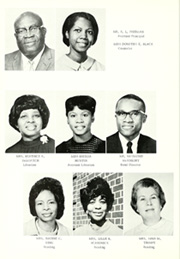 Page 16, 1969 Edition, A S Staley High School - Tiger Yearbook (Americus, GA) online yearbook collection