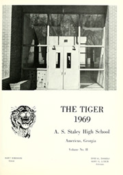 Page 5, 1969 Edition, A S Staley High School - Tiger Yearbook (Americus, GA) online yearbook collection