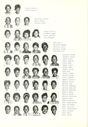 A S Staley High School - Tiger Yearbook (Americus, GA) online yearbook collection, 1969 Edition, Page 62